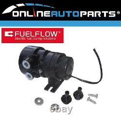 12 volt SU Style Universal Electric Petrol Fuel Pump 3-4 psi FuelFlow NZ Made