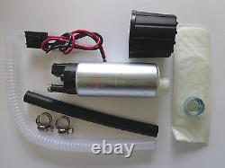 255LPH High Pressure Flow Performance Fuel Pump Electric EFI NEW In-Tank TRE-343