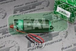 AEM 340LPH E85 Fuel Pump 93-97 Del Sol S Si Vtec B16A D15B7 D16Z6 D16Y7 D16Y8