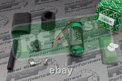 AEM 340LPH E85 Fuel Pump Kit 92-00 Civic D15Z1 D15B7 D15B8 D16Y Si B16A D16Z6