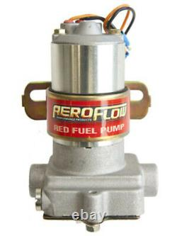 Aeroflow Electric Red Fuel Pump 97 GPH, 7 PSI (AF49-1008)