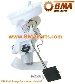BMW E36 3 318 325 Electric Fuel Pump withscreen 91-95 # 16141182842