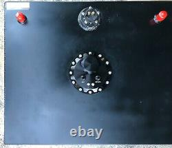 Black Anodized Billet Aluminum In Tank Twin Fuel Pump Fuel Cell EFI