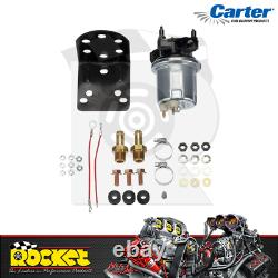 Carter Comp Series Silver Electric Fuel Pump FMP4600HP