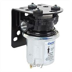 Carter P4600HP Electric Fuel Pump