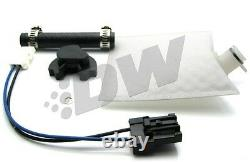 DeatschWerks 255 LPH In-Tank Fuel Pump + Install Kit 9-201-0791 WRX STI Forester