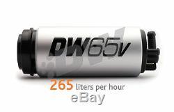 DeatschWerks DW65v Fuel Pump Audi S3 TT Turbo VW Golf R32 VR6 9-655-1025 AWD