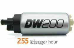 Deatschwerks DW200 255LPH Fuel Pump & Install Kit 2002-2007 Subaru WRX STI