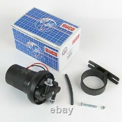 Dellorto Weber Huco 12-14v low pressure fuel pump 133010 engine bay fitment