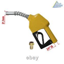 Diesel Transfer Pump Self Priming Fuel Extractor Fluid Oil Bio Electric 220 240v