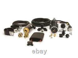FAST 307503 EZ-EFI Retro-Fit In Line Electric Fuel Pump Kit with Regulator