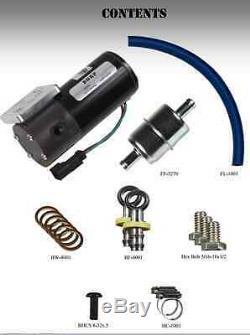 Fass Direct Replacement Fuel Pump Fits 98.5-02 Cummins Drp 02 Drp02 Vp44 Lift