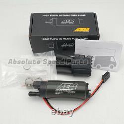 GENUINE AEM 340LPH Fuel Pump Kit 50-1000 IN STOCK SHIPS FAST
