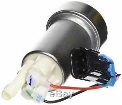 GENUINE WALBRO 450LPH High Performance Fuel Pump +Kit F90000267 E85 NEW TIA485-2