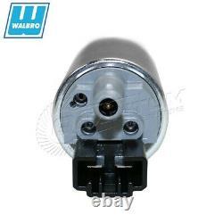 GENUINE WALBRO GSS341 255LPH Fuel Pump 90-93 Integra 88-91 Civic CRX 400-965 Kit