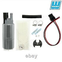 GENUINE WALBRO/TI 255LPH Fuel Pump 99-15 Mazda MX5 Miata MX-5 255LPH + QFS 1092