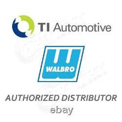 GENUINE WALBRO/TI F90000262 400LPH High Performance Fuel Pump + Kit & Flex Hose