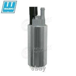 GENUINE WALBRO/TI GSS342 255LPH High Pressure Intank Fuel Pump + Install Kit