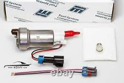 Genuine WALBRO 460LPH E85 In-Tank Fuel Pump+FITTING KIT FOR EVO CT9A 4G63