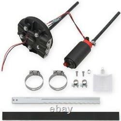 Holley 19-350 In-Tank RetroFit Fuel Module 340 lph Pump Supports up to 700 EFI H