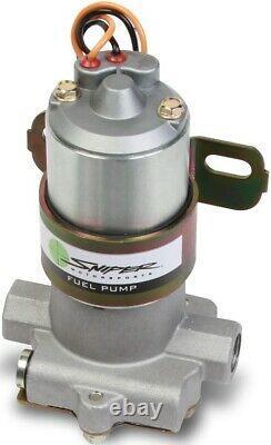 Holley Sniper 140 Gph Electric Fuel Pump. 375 Npt, 4 Amp Max Draw, Gas, Universal