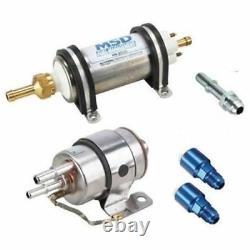 LS1 Engine Swap Fuel Filter Regulator Fuel Pump & Fitting Kit MSD