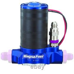 MagnaFuel Electric Fuel Pump MP-4401 ProStar 500 Black/Blue for Gas, Alcohol