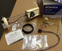 NEW OEM ACDelco Fuel Pump Module Assy 99-04 Chevy Silverado, GMC Sierra