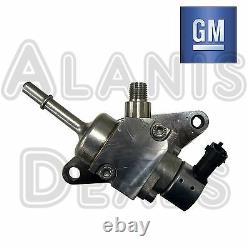 New GM Direct Injection High Pressure Fuel Pump For Cadillac Chevy GMC 2015-2016