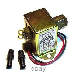 PowerFlow FUEL PUMP electric 12V Square Universal Facet 40105 replacement