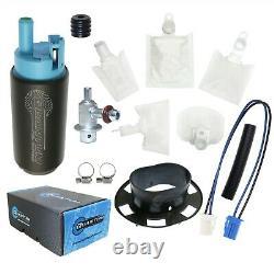 Quantum Intank Fuel Pump +Reg +Tank Seal for 04-07 Honda CBR1000 16700-MEL-013