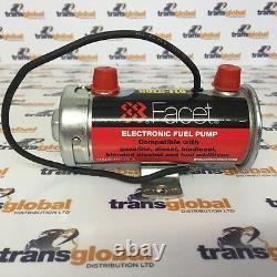 Rover V8 Carb 3.5 V8 12v Petrol Electric External Fuel Pump OEM FACET PRC3901