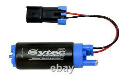 Sytec Motorsport Uprated Fuel Pump For Subaru Impreza WRX STI V1-V6 500 BHP ADV