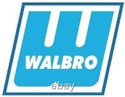 WALBRO 255LPH Fuel Pump Module Assembly +Flex Hose Audi A4 Turbo RS4 1995-2001