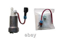Walbro 525 lph E85 Fuel Pump Kit F90000285 BA BF FG Falcon VE VZ Commodore