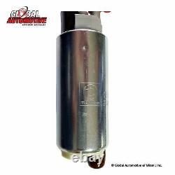 Walbro GSS342 (3rd Gen) High Performance 255 LPH In-Tank Fuel Pump & Strainer