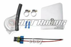 Walbro/TI Auto 535lph F90000295 Hellcat Fuel Pump & Install Kit E85 Compatible