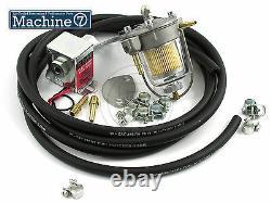 12v Pompe À Essence Électrique Conversion Avec Filtre King & R9 Essence Tuyau Vw Beetle