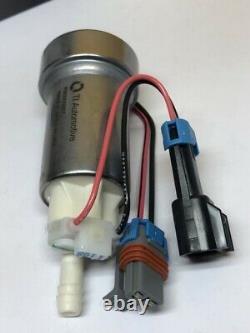 420 Lph Dans Le Réservoir Haute Pression Universal Pompe À Carburant E85 Ok Kit D'ajustement Authentique Walbro