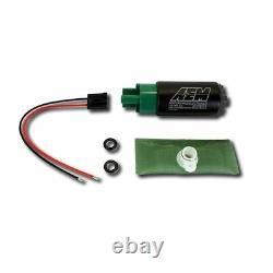 Aem 320lph Kit De Pompe À Carburant Dans Le Réservoir 65mm 50-1220 Pour 02-07 Wrx Sti / Evo X / Gtr