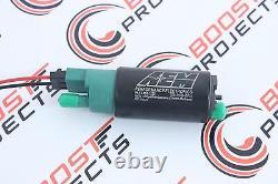 Aem 340lph E85-compatible Pompe À Combustible À Débit Élevé Dans Le Réservoir 65mm Entrée De Sortie 50-1220