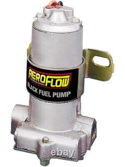 Aeroflow Electric Black Fuel Pump 140 Gph, 14 Psi (af49-1010)