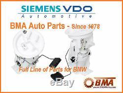 Bmw E46 Oem Siemens Vdo Électrique Pompe À Essence Pompe À Essence Intank Assemblée 16146766942