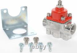 Bypass Electric Fuel Pump Pressure Regulator Return Quick Fuel Carburetor 30-900