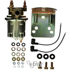 Carter Electric Pompe À Combustible En Ligne P4389 Marine 4-6 Psi 72 Gph Marine Approuvé