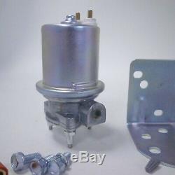 Carter Système De Carburant P4070 Pompe À Essence Universelle Électrique 12v 72gph 4-8psi