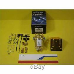 Carter Système De Carburant P4594 Pompe À Essence Carter Pompe À Essence P4594 Électrique 12v