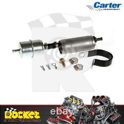 Carter Universal Pompe À Combustible Électrique En Ligne Fmp60430