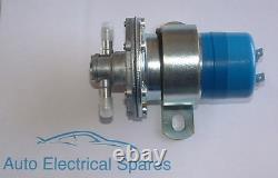 Classic Car 12v Pompe À Carburant Électrique (aspiration) Contacts Électroniques Remplace Su