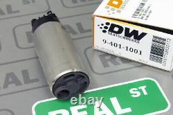 Deatschwerks E85 Dw400 415lph Pompe À Carburant Dans Le Réservoir Universel 9-401-1001